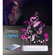 Aloka USB/Battery LED Night Light - Fairyland