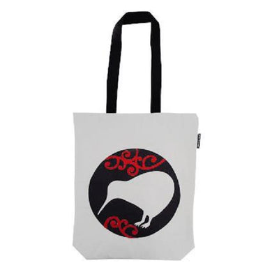 Bag Canvas Kiwi NZ 40x30cm