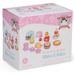 Make & Bake Kitchen Pack
