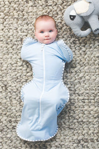 SWADDLE UP™ ORIGINAL BLUE - SMALL