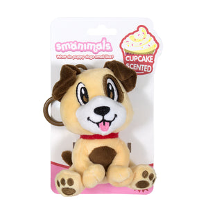 Smanimals Backpack Buddy Puppy Cupcake