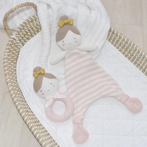 SOPHIA THE BALLERINA SECURITY BLANKET
