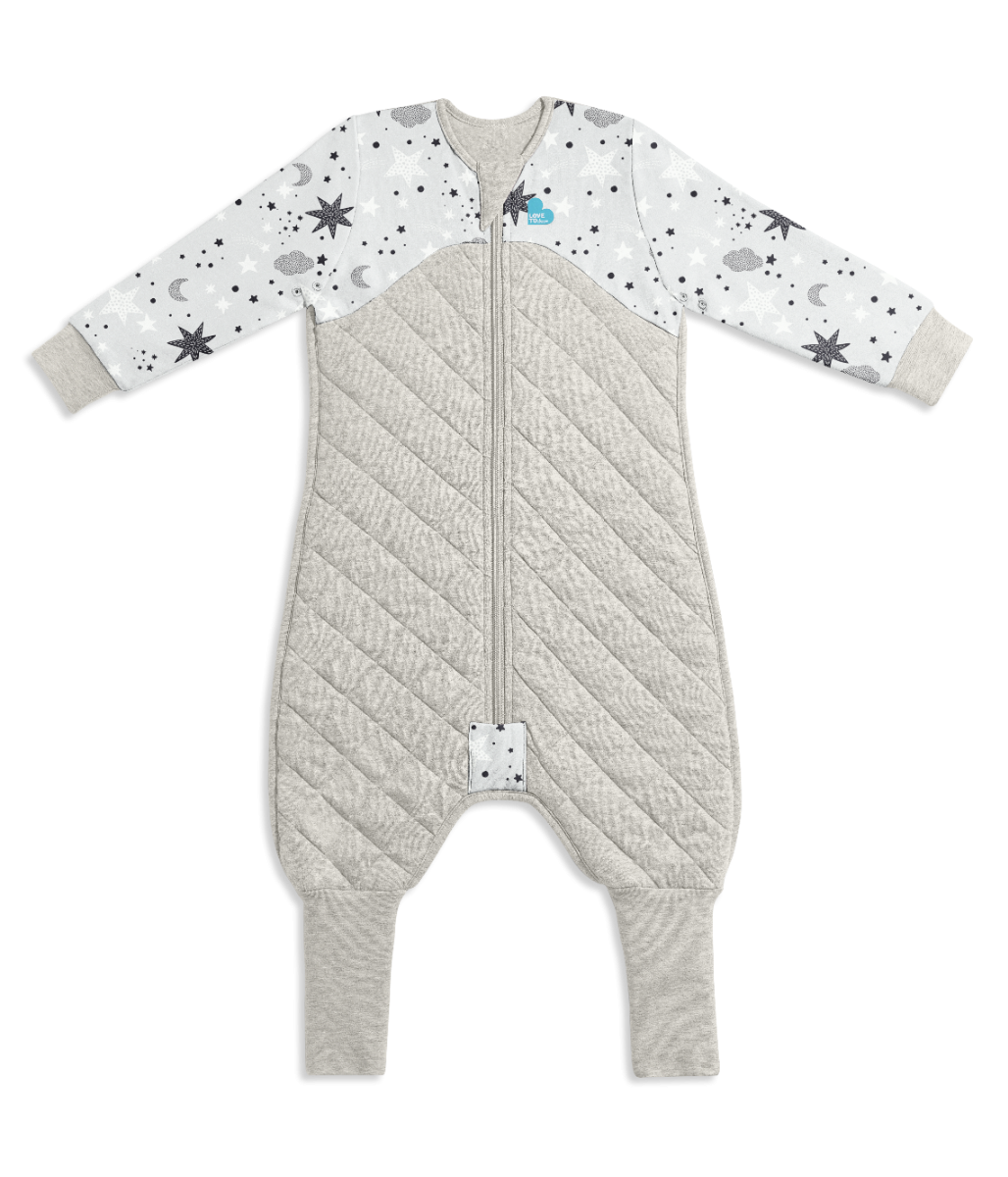LOVE TO DREAM SLEEP SUIT™ 3.5 TOG Grey