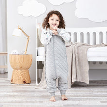 Load image into Gallery viewer, Love To Dream SLEEP SUIT 2.5 TOG WHITE Size 24-36mths