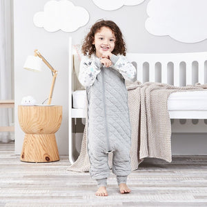 Love To Dream SLEEP SUIT 2.5 TOG WHITE Size 24-36mths