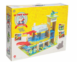 Le Toy Van Le Grand Garage