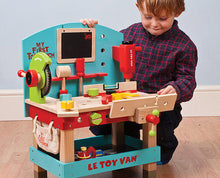Load image into Gallery viewer, Le Toy Van My First Tool Bench