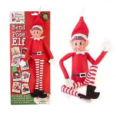 Elves behavin' badly - Bend and pose elf