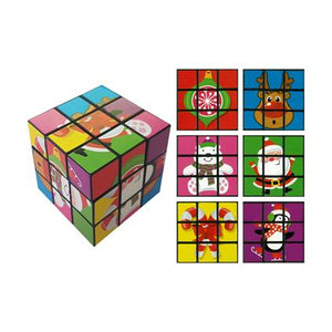 Xmas Magic Cube 53mm