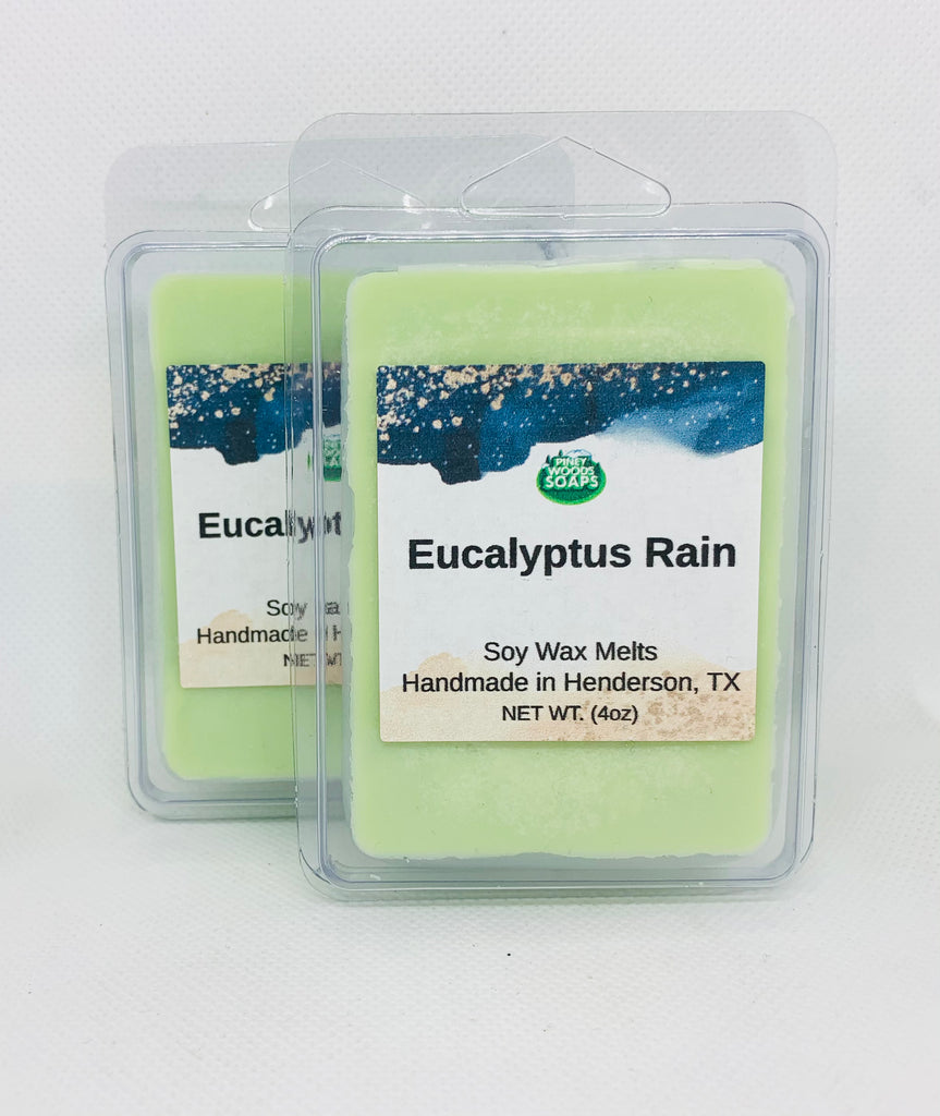 Melts Eucalyptus Rain