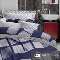 Relax  Milano Fitted Sheet Set/Quilt Cover Set
