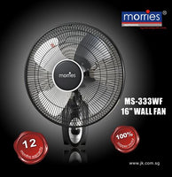 "MORRIES MS-333WF 16"" WALL FAN"