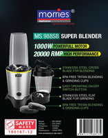 MORRIES SUPER BLENDER MS988SB
