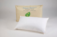 NB ULTIMA FIRM FEATHER PILLOW
