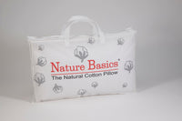 NB NATURAL COTTON PILLOW