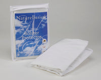 NB 100% Cotton Bolster Protector