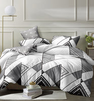 Relax Pallazzo Fitted Sheet Set / Quilt Cover Set