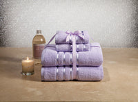 Aussino Bath - 4 pieces Towel Set