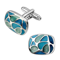 WN shirt cufflinks for mens Brand cuff button de manchette Colorful cuff links High Quality abotoaduras Jewelry