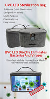 UVC LED Sterilization Bag