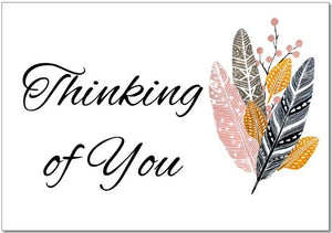 Thinking of You - Natural / Organic Wellness Care Package for Men - Deluxe - Gift Good Vibes