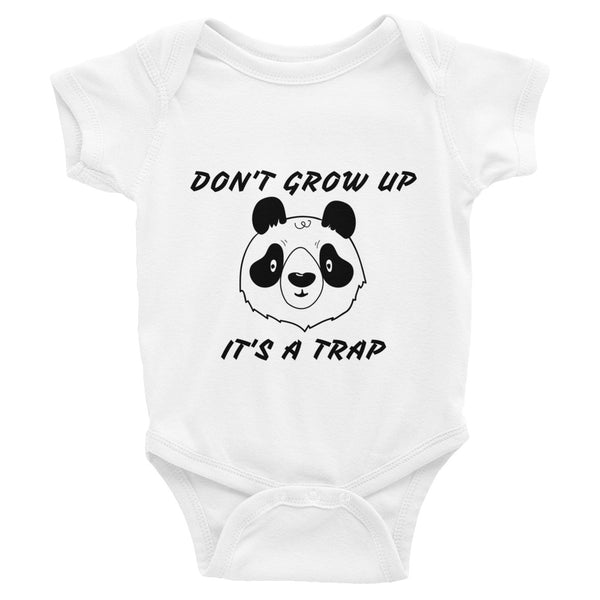 Don't grow up, Infant Bodysuit