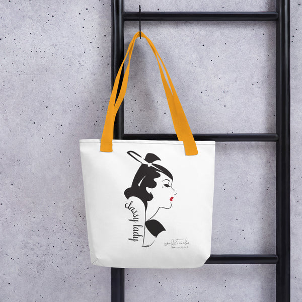 Classy Lady, Tote bag
