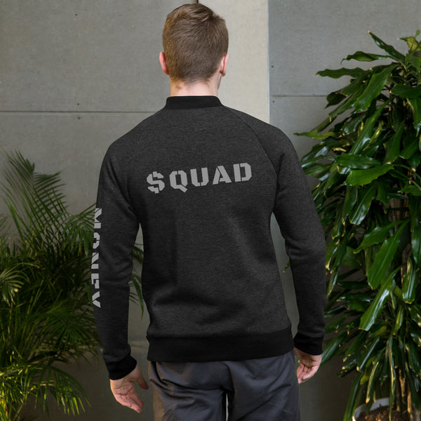 Money $quad Bomber Jacket