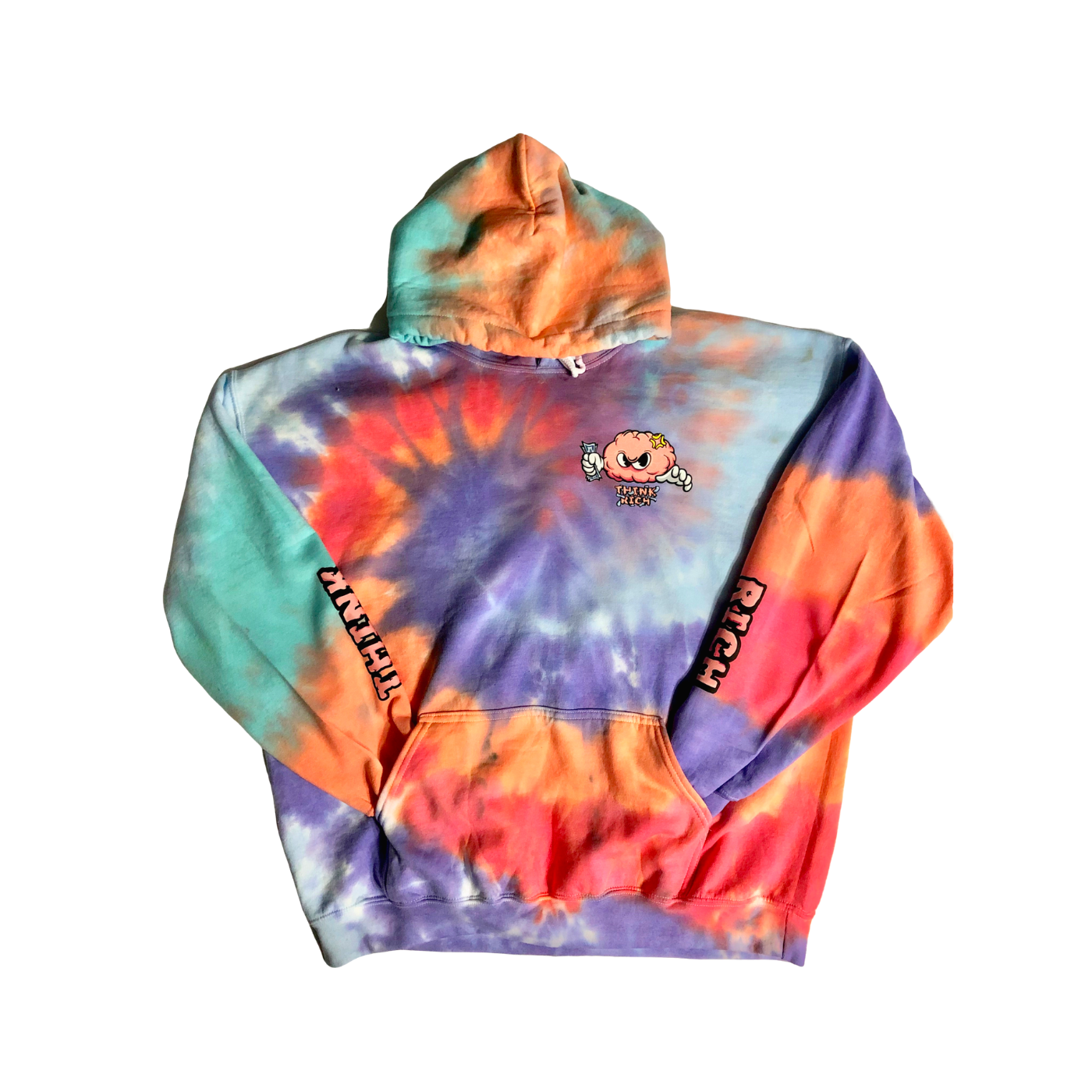 Classic Spiral Hoodies