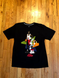Space Jam Throwback Tee M