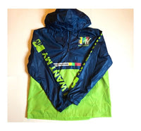 I Want My MTV Windbreaker Hoodie L
