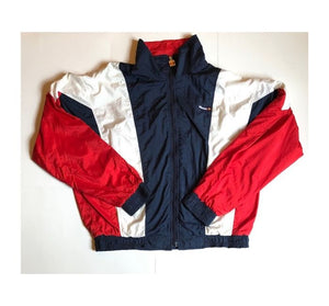 Red, White, + Blue Vintage Jacket 5