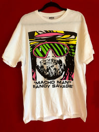 Macho Man Tee XL