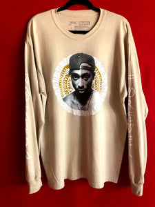 Tupac x Wakanda Long Sleeved Tee L