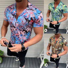 Load image into Gallery viewer, New Men's Floral Shirt