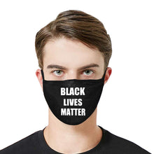 Load image into Gallery viewer, Black Lives Matter Face cover Mask