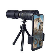 Load image into Gallery viewer, 4K 10-300X40MM SUPER TELEPHOTO ZOOM MONOCULAR TELESCOPE