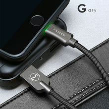 Load image into Gallery viewer, Auto Disconnect Fast Charging Cable for iPhone
