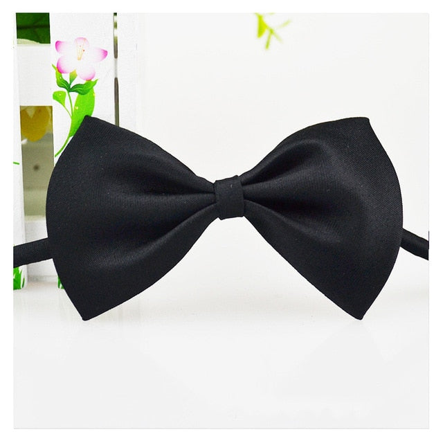 Adjustable Dog Cat Bow Tie