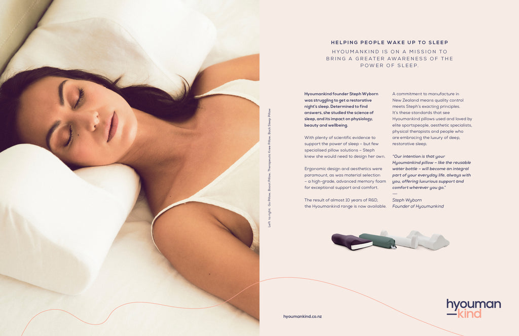 Helping people wake up to sleep - The Luxury Network Magazine