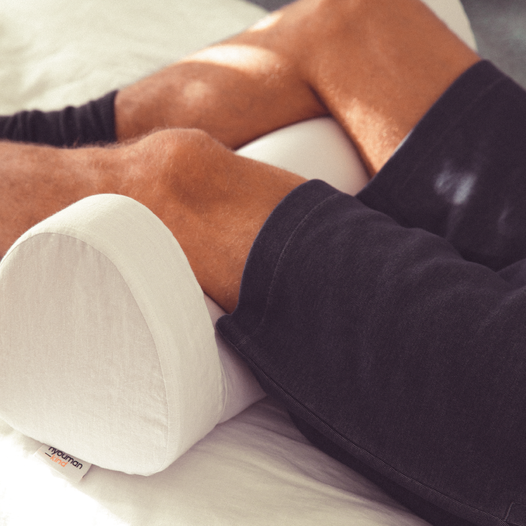 Therapeutic Knee Linen Pillowcase