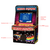 Mini Retro Arcade Game