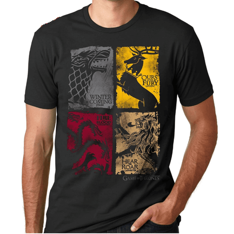 Game of Thrones Limited Premium T-Shirts