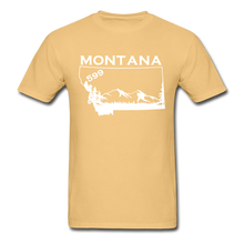 Load image into Gallery viewer, Montana 599 ComfortWash Garment Dyed T-Shirt - Tortugas Gear