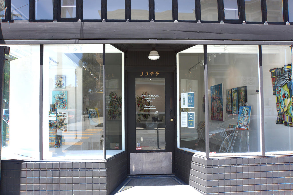 Voss Gallery San Francisco - Main Entrance