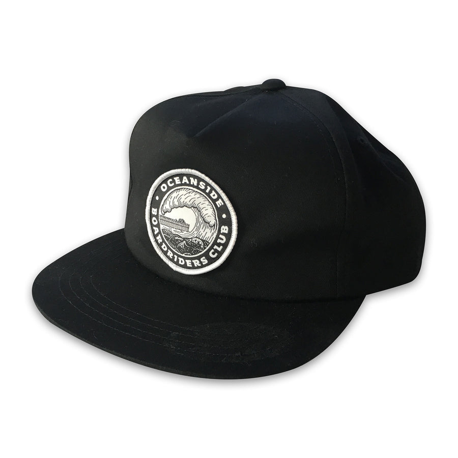 OBC UNSTRUCTURED HAT