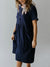 Sadee Gauze Button Down Dress