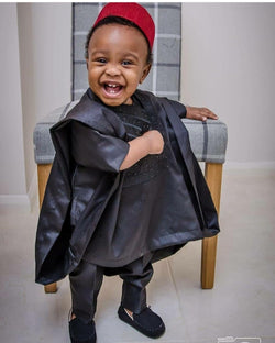 African Kid's fashion