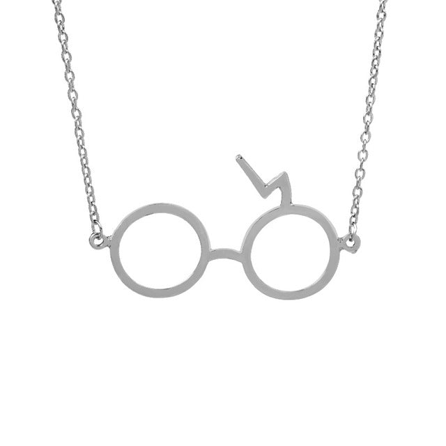 Sonykifa Various Movie Harri Pot Necklace