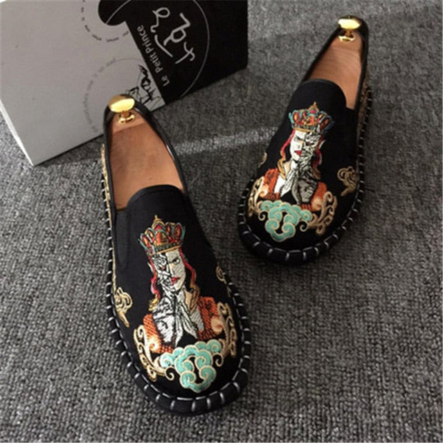 Loafers Light Hard-Wearing Shoes For  Women